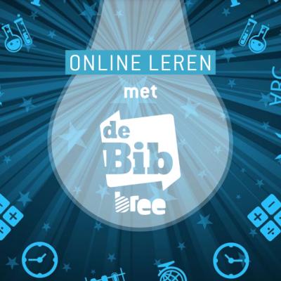 Online leren met de bib